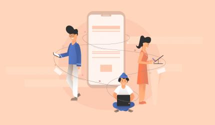Thumbnail Blogartikel Mobile Learning