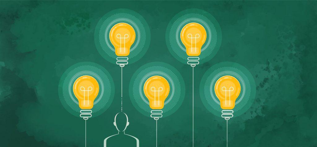 E-Learning Tipps Glühbirne