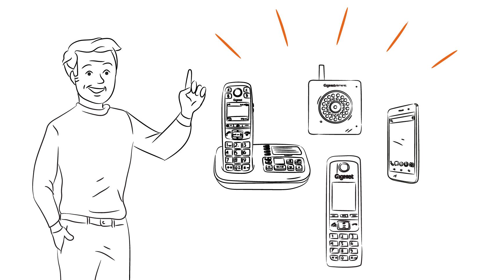 Gigaset Telefonie