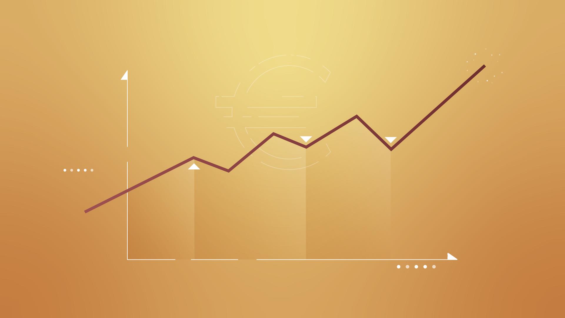 Iconmade-Erklärfilm Styleframe Graph
