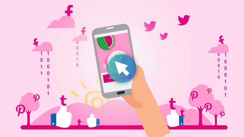 Interaktiver Erklärfilm T-Mobile Austria